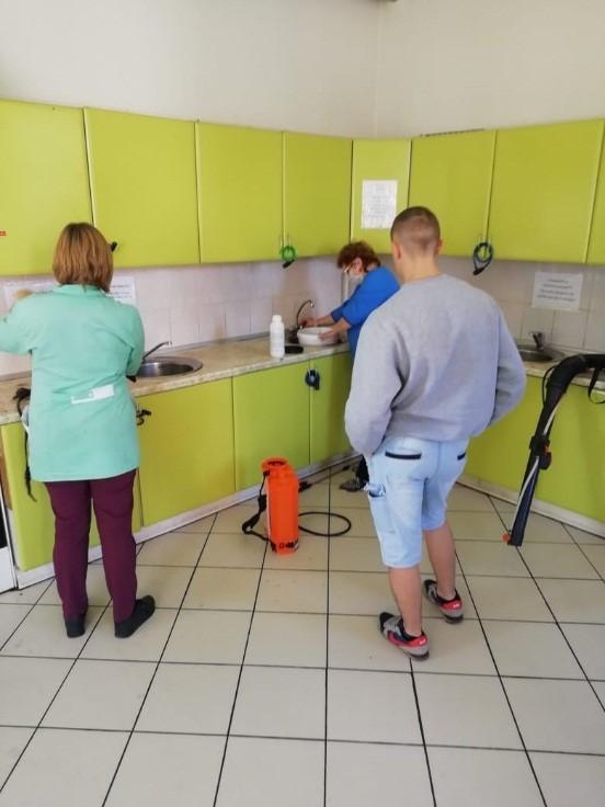 Плановая дезинсекция в доходных домах