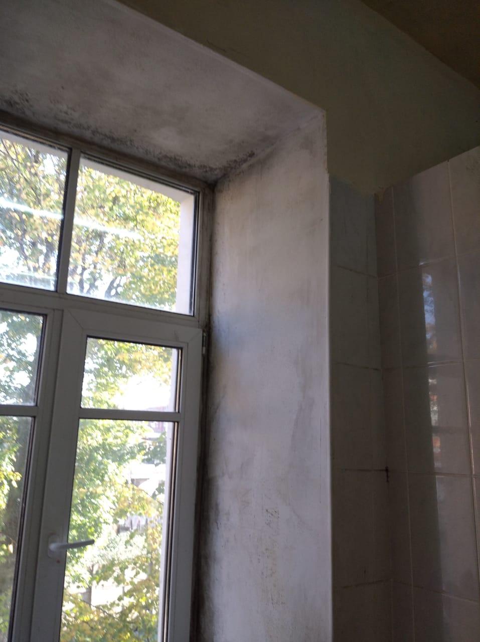 Текущий ремонт в доме «ГосЖилФонда» на улице Калинина