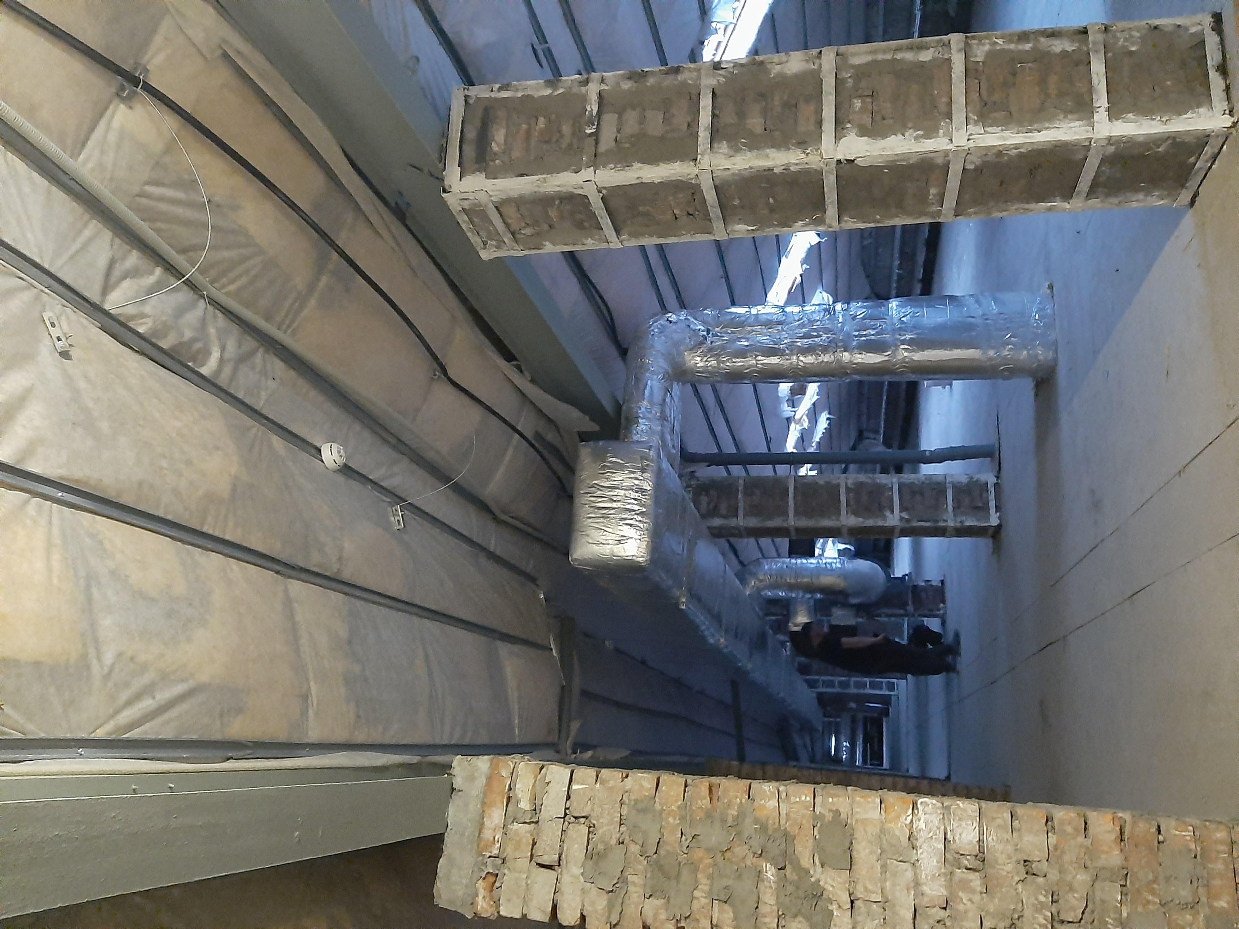 Приемка завершающего этапа модернизации вентиляции на Герасимовской