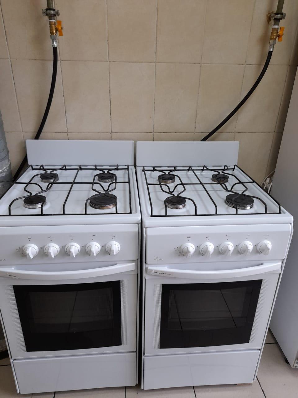Замена газовых плит на Курляндской