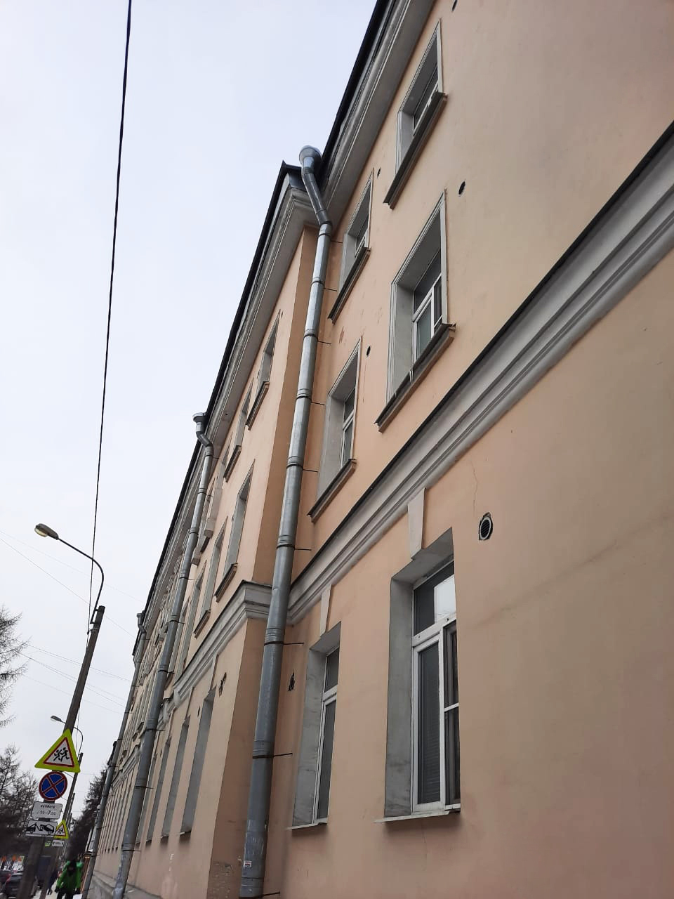 Герасимовская ул., д. 13, лит. А